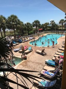 Photo for Ocean Front 2 BR 2 BA, 4/19/19 (Fri) to 4/26/19 (Fri),  Room 1503,