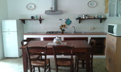 Photo for Holiday home in the center of Sant 'Antioco and two steps from the sea