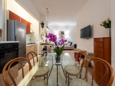 Photo for Romantic apartment in Florence / Romantic apartment in Florence / Fontanelli