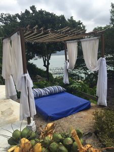 Photo for ILHABELA IS THE BEST DESTINY OF THE GREEN COAST. A LOCAL HOUSE WITHIN CONDOMINIUM ..