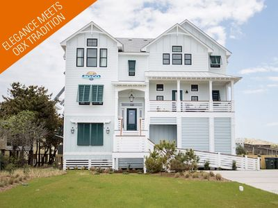Photo for Gorgeous, Brand New, 8 Br Oceanfront Home, No mandatory 7 night Stay