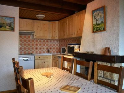 Photo for Apartment Le Grand-Bornand, 1 bedroom, 7 persons