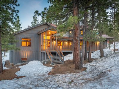 Photo for Spacious, stylish home in Tahoe Donner, sleeps 13