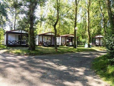 Photo for Camping La Bastide *** - Chalet 3 Rooms 6 People