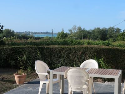 Photo for Vacation home La Charmeuse in Goulven - 4 persons, 2 bedrooms