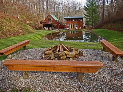 Photo for Hidden Valley - Modern, Rustic, Unique