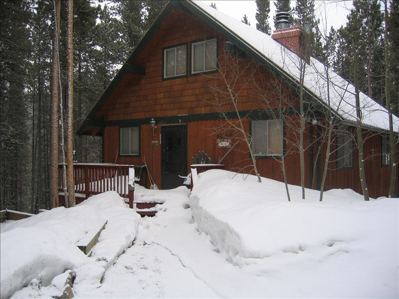 Family Mountain Cabin In The Woods Breckenridge Summit