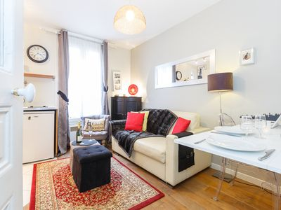 Photo for French Kiss, a cosy apartment in Montmartre