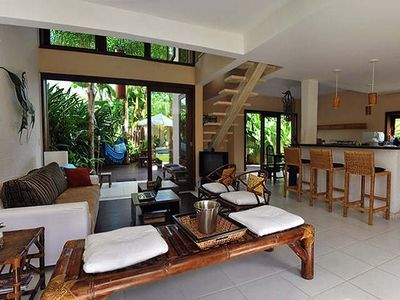 Photo for Houses with 2, 3 and 4 bedrooms in condominium.