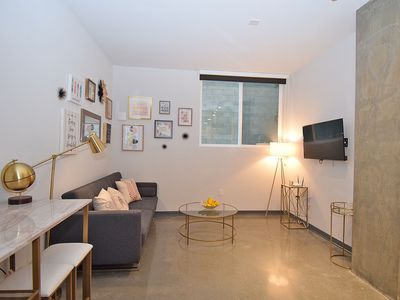 Photo for The Melrose - Lovely Loft space near Central Hot Spots