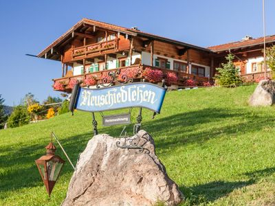 Photo for Newly renovated apartment with views of the peaks of Berchtesgaden