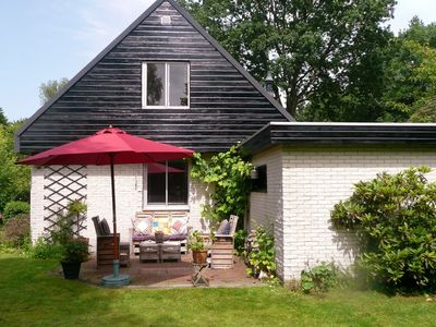 Photo for Comfortable holiday home with garden in a small park near Drents-Friese Wold
