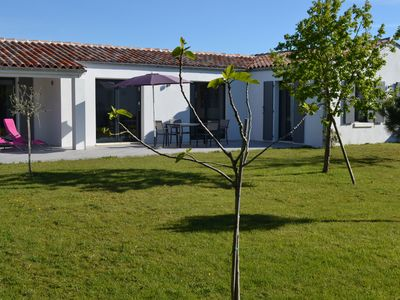 Photo for Recent house (2014) 150m from the sea / 6 pers