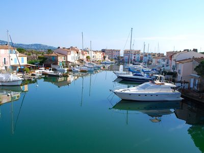 Photo for Lovely 4-room apartment in the center of Port Grimaud 1