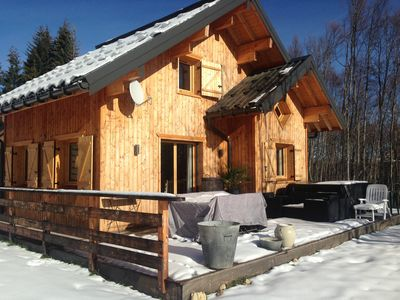 Photo for Chalet in the mountains in Féclaz 7 persons