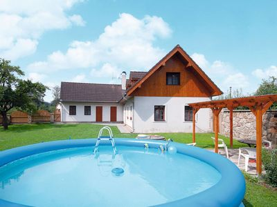 Photo for Vacation home Haus Czuczor (HLH100) in Horní Lhota - 6 persons, 2 bedrooms