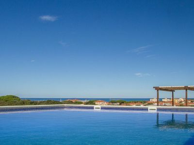 Photo for Roof terrace pool sea view San Vincenzo - Tuscany