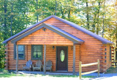 Welcome to Cayuga Lake Cabins, Log Cabin B, your home away from home!
