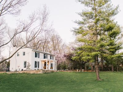Photo for A Farm in the City: Get away from it all and relax in a country setting.