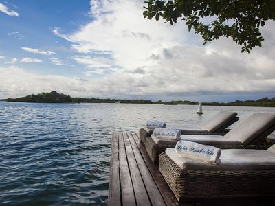Photo for Private Island Getaway near Cartagena- All Amenities Included!