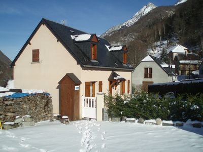 Photo for Chalet in Cauterets 4-6 people 3 keys