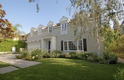 Gorgeous Toluca Lake Gated Estate in Perfect Location