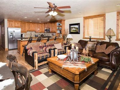Photo for Three Kings 65A (3BR Gold Plus): 3 BR / 2.5 BA  in Park City, Sleeps 6