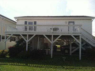 Photo for Beach Cottage 2 Blocks from Ocean
