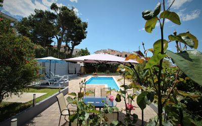 Photo for King size apartment with private pool and large terrace near Split