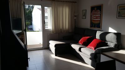 Photo for APARTMENT A 10 'FROM CASA DALÍ (PORT_LLIGAT) WITH BALCONY, TERRACE AND BBQ