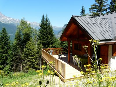 Photo for Chalet in Alps