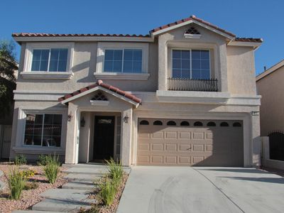 Photo for Las Vegas Area 4 bedroom family friendly home