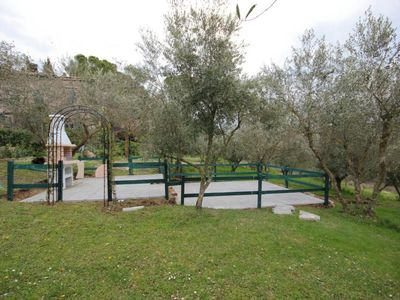Photo for country house with 3 bedrooms, two bathrooms, garden view