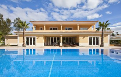 Photo for Stunning luxury executive villa on 5 star Le Meridian Penina Golf Resort
