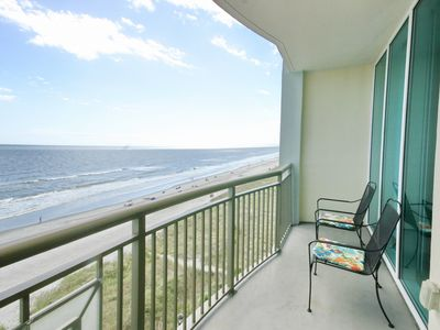 Photo for Select Summer Dates still available - Oceanfront 3 Bedroom 3 Bath