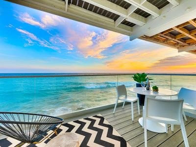 Photo for 20% OFF SEP - Oceanfront Luxurious Villa w/ Views & Incredible Outdoor Living