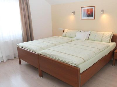 "Photo for Sunny Holiday Apartment ""Ferienwohnung Irmi"" close to Lindau and Mountains with Wi-Fi & Balcony; Parking Available"