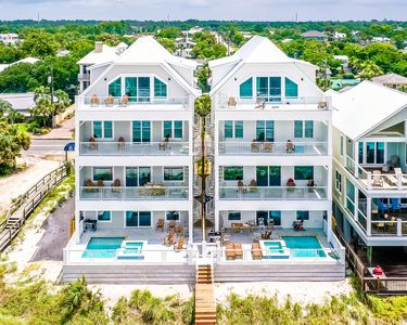 Photo for Sunrise! Beachfront - NEW Construction - Pool - Outdoor Shower - Grill