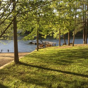 Waterfront Cabin at Lake Wateree with Private Dock, Fire Pit