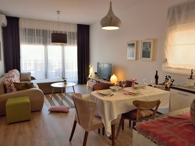 Photo for The apartment is located in an exclusive part of Budva.