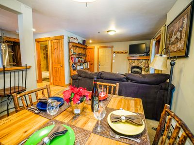 Photo for Cozy and Bright w/Colorful Decor +Shuttle + Hot Tubs + Rent 4nts 5th FREE