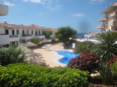Photo for Amarilla Golf holiday apartment in pebble beach with stunning views