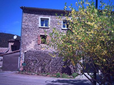 Photo for Charming apartment in the Cevennes National Park