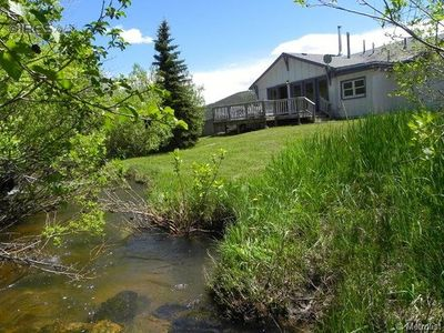 Photo for Charming ranch home in the heart of small mtn town of Ned, near Boulder, El Dora