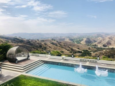 Photo for Stunning home in exclusive celebrity filled gated community in Calabasas, Ca