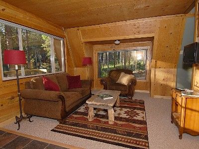 Photo for Secluded Chalet @ Fawn Junction - Cool Mountain Summer air - No Humidity