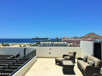 Photo for The Village 601 - Beautiful Penthouse with Ocean views