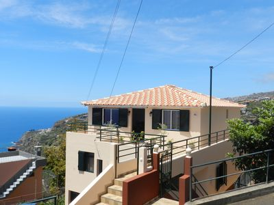 Photo for Spacious house with sea view and Wifi
