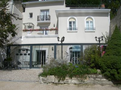 "Photo for Bed and Breakfast ""LES RIVES DU CHER"" 41400 MONTRICHARD"