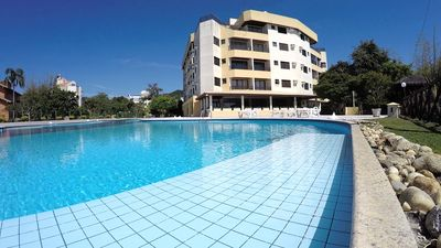 Photo for Apt of 1 bed. C / Breakfast, Bar and restaurant. Sea and pool.